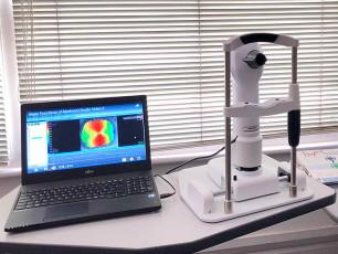 Daytona Optomap Retinal Scanner